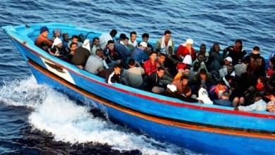 البحرية الليبية تنقذ 27 مهاجرًا غير شرعي بينهم مصريين