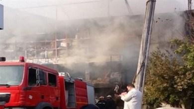 مصدر أمني يكشف تفاصيل حريق مصنع الشرقية للدخان