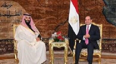زيارة ولي العهد لمصر للمرة السادسة.. زخم كبير في العلاقات المصرية السعودية