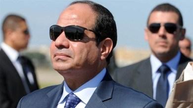 الرئيس السيسي يفتتح محطة تحلية لمياه البحر في جنوب سيناء