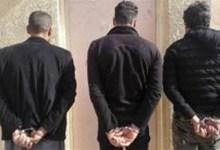 الأمن يضبط 3 عاطلين بحوزتهم أسلحة نارية وزجاجات مولوتوف في زفتى