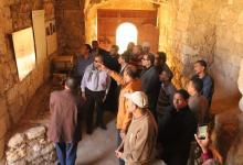 جولة جمال مصطفى بمنطقة آثار القصير