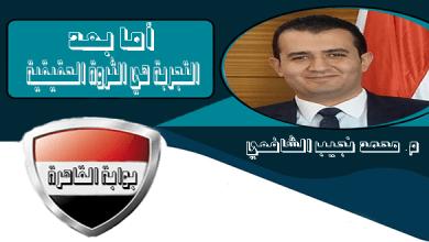 المهندس محمد نجيب الشافعي