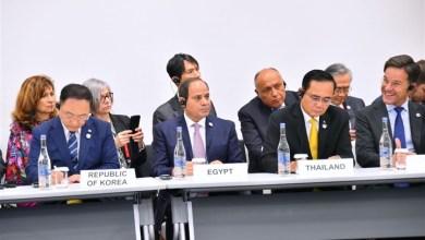 تفاصيل مشاركة الرئيس السيسي في اليوم الافتتاحي لقمة العشرين