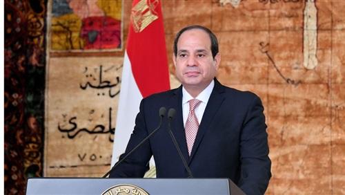 الرئيس السيسي يصدر 3 قرارات جمهورية