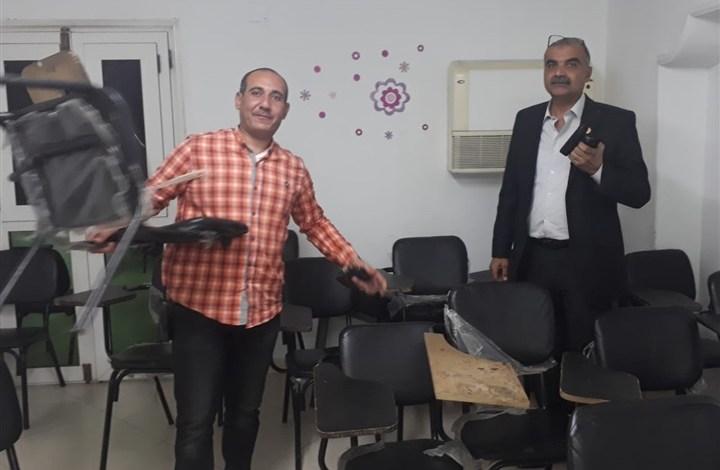 حي الدقي يشن حملة على المراكز التعليمية المخالفة