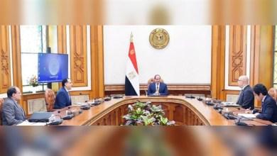 تفاصيل اجتماع الرئيس السيسي مع وزير الإسكان بحضور رئيس الوزراء