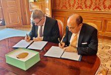 سعيد هندام سفير مصر في براج