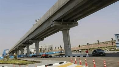 Photo of محطة مترو النزهة – عدلي منصور.. بسواعد مصرية نبني المستقبل