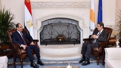 """Photo of تفاصيل القمة """"المصرية القبرصية"""""""