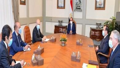 Photo of تفاصيل لقاء الرئيس السيسي مع رئيس إيني الإيطالية