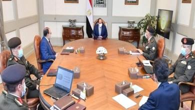 "Photo of الرئيس السيسي يستقبل رئيس شركة ""أورانج"" العالمية للاتصالات (فيديو)"