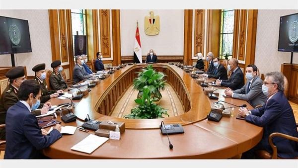 Photo of الرئيس السيسي يستعرض مشروع تصنيع وتجميع مشتقات البلازم (فيديو)