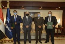 Photo of هيئة قناة السويس والمقاولون العرب يوقعان مذكرة تفاهم لبحث سبل التعاون