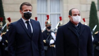Photo of رئاسة الجمهورية تستعرض تفاصيل القمة المصرية الفرنسية بقصر الإليزيه
