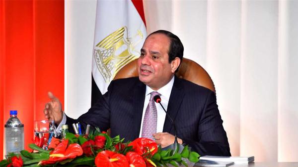 الرئيس عبد الفتاح السيسي يصدق على تعديلات قانون المرور