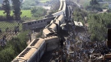 Photo of حادث قطار سوهاج.. وفاة 32 وإصابة 66 آخرين