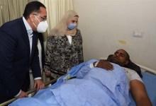 حادث قطار سوهاج.. وزيرة التضامن تضاعف تعويضات المصابين وأسر الضحايا
