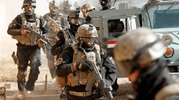 الشرطة العراقية تلقي القبض على داعشي في كركوك