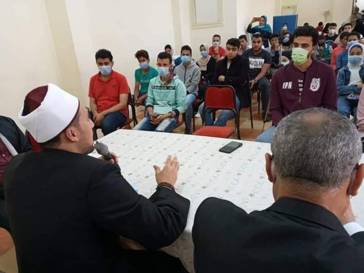 رياضة كفر الشيخ تنظم أمسية رمضانية بعنوان رسولنا قدوة لنا