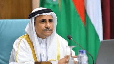 رئيس البرلمان العربي يعزي مصر في ضحايا حادث قطار طوخ
