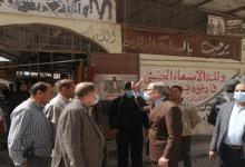 محافظ كفر الشيخ يوجه بنقل باعة سوق الخميس وإقامة مشروعات للشباب بالهناجر