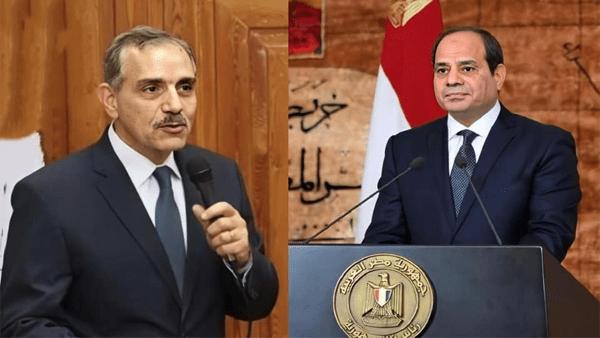 محافظ كفر الشيخ مهنئًا الرئيس: أبطال القوات المسلحة ضربوا أروع المثل في التضحية لتحرير سيناء