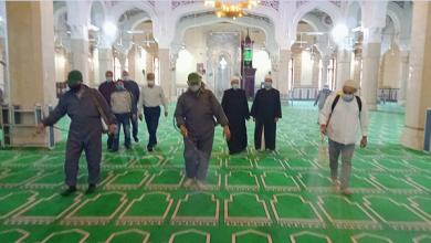 مسجد العارف بالله إبراهيم الدسوقي