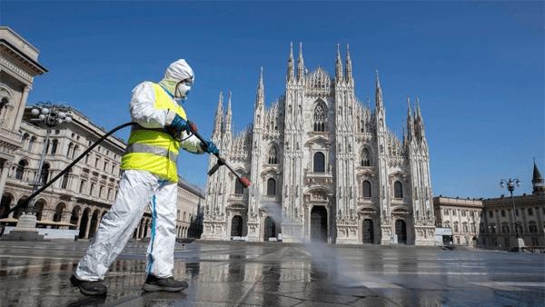 إيطاليا تمدد حظر دخول أراضيها للقادمين من الهند وبنجلاديش وسيرلانكا