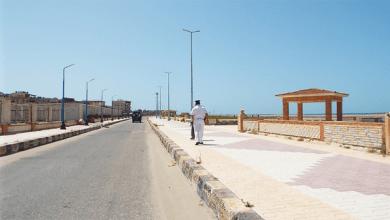 استمرار غلق الشواطئ والحدائق بكفر الشيخ في ثالث أيام العيد