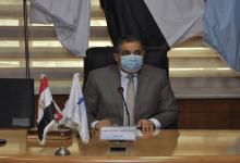 رئيس جامعة كفر الشيخ بدء امتحانات الفصل الدراسي الثاني يونيو ولمدة شهر
