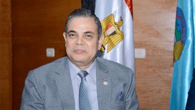 رئيس جامعة كفر الشيخ يهنئ الأقباط بعيد القيامة