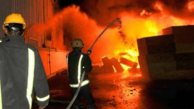 أنبوبة بوتاجاز تحرق منزل وتصيب 3 أشخاص في السويس