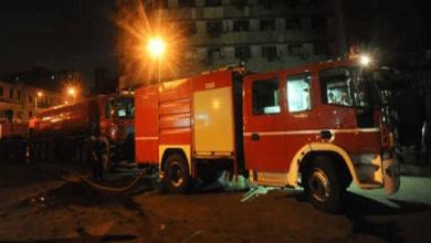 الحماية المدنية تسيطر على حريق داخل مدرسة بالمعادي