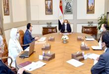 الرئيس السيسي يوجه بتقديم الدعم للتوسع في عمليات زراعة الكلى