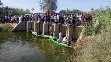 الإنقاذ النهري ينتشل جثة طفل من مياه ترعة بكفر الشيخ
