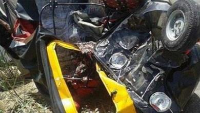 إصابة 3 أشخاص في حادث على رافد الدولي بكفر الشيخ