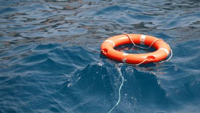 مصرع طفل غرقا في مياه البحر المتوسط بكفر الشيخ