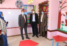 محافظ المنوفية يفتتح مدرستي دراجيل وشهداء 30 يونيو الرسمية للغات
