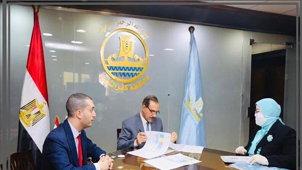 محافظ كفر الشيخ يعتمد تنسيق الثانوية العامة والخدمات والخاص