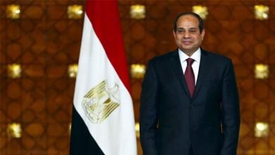 الرئيس السيسي يعزي العراق في ضحايا حريق مستشفي الحسين