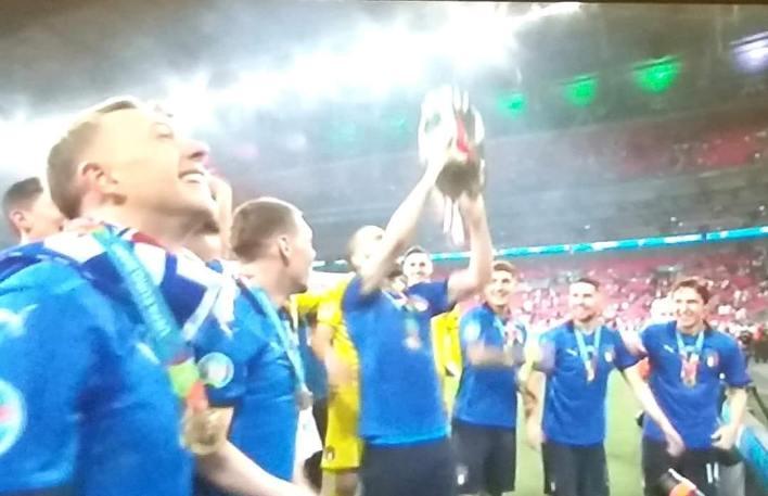 المنتخب الإيطالي بطولة أمم أوروبا