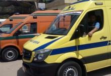 حادث مروري يصيب 4 أشخاص في كفر الشيخ