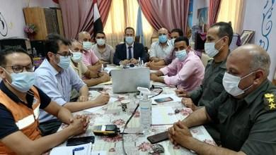 غرفة عمليات كفر الشيخ تعلن نسبة حضور الطلاب امتحانات الثانوية العامة