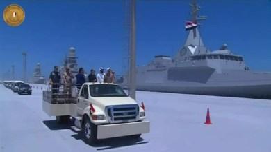 سادة البحار.. فيلم وثائقي لقاعدة 3 يوليو البحرية (فيديو)