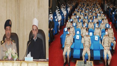 القوات المسلحة تنظم إحتفالية بمناسبة العام الهجري الجديد