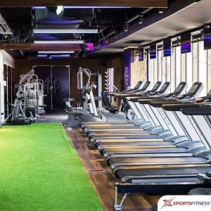 Xsports Fitness Gym Rehab
