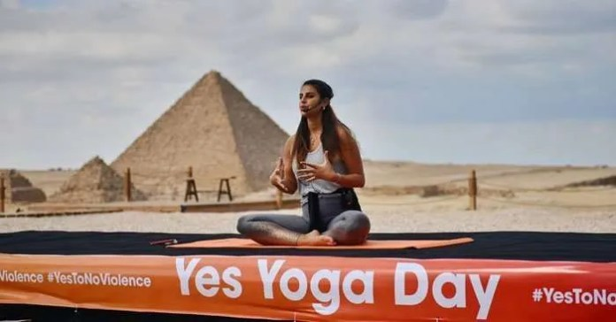 Yes Wellness Day - Yoga Pyramids