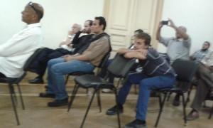 جانب آخر من الحضور