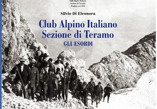 """17 DICEMBRE 2016 – PRESENTAZIONE LIBRO """"CLUB ALPINO ITALIANO SEZIONE DI TERAMO – GLI ESORDI"""""""